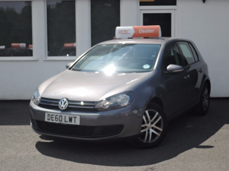 used VW Golf SE TDI DSG in WIRRAL