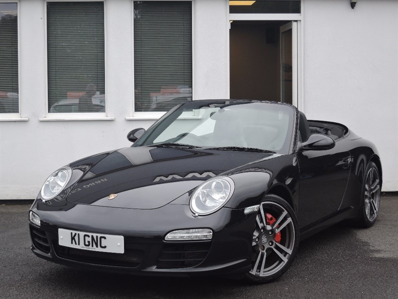 used Porsche 911 CARRERA 2S PDK in WIRRAL