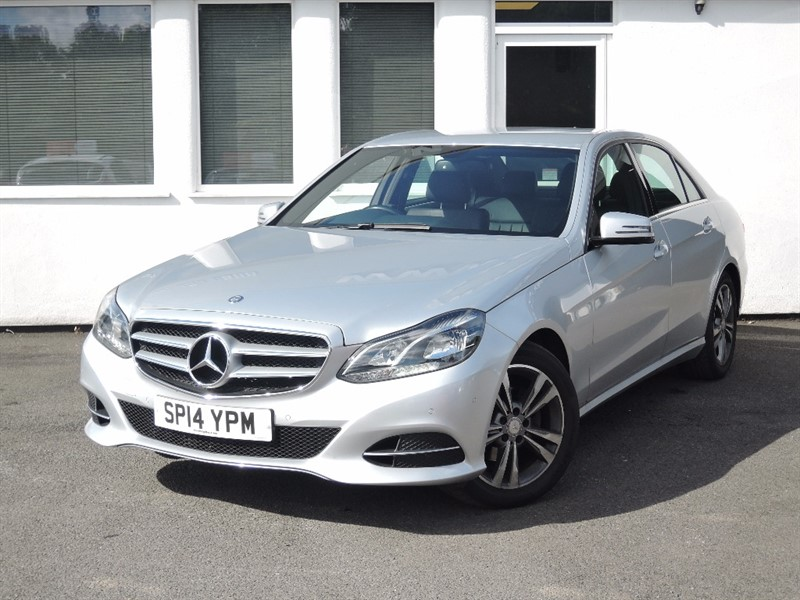 used Mercedes E220 CDI SE in WIRRAL