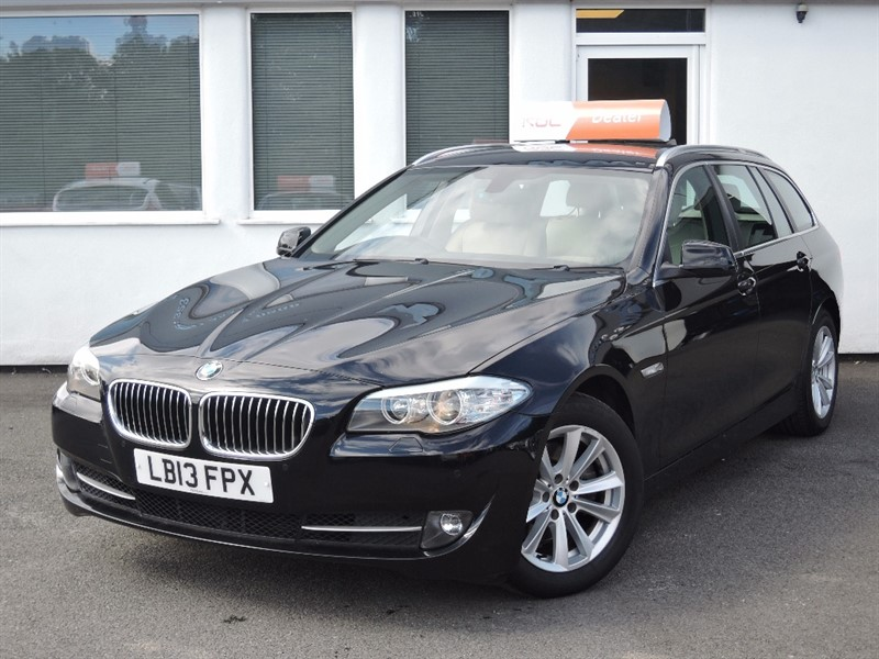 used BMW 520d SE TOURING in WIRRAL