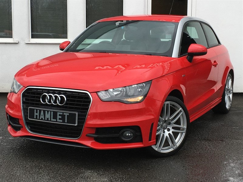 used Audi A1 TFSI S LINE in WIRRAL