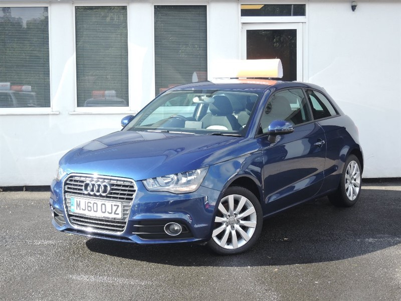 used Audi A1 TFSI SPORT in WIRRAL