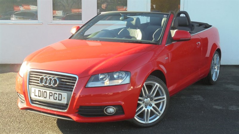 used Audi A3 TDI S LINE *FULL AUDI SERVICE HISTORY*1 OWNER* in WIRRAL