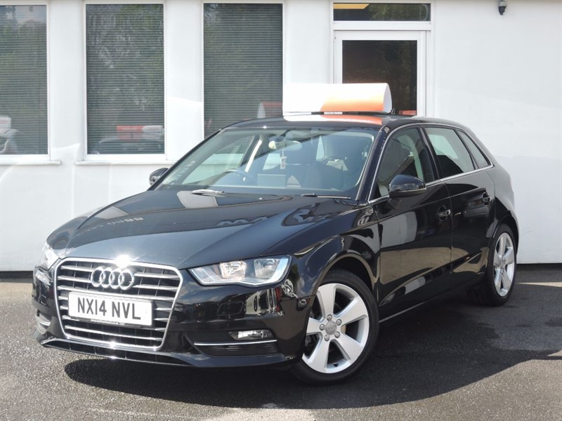 used Audi A3 TDI SPORT in WIRRAL