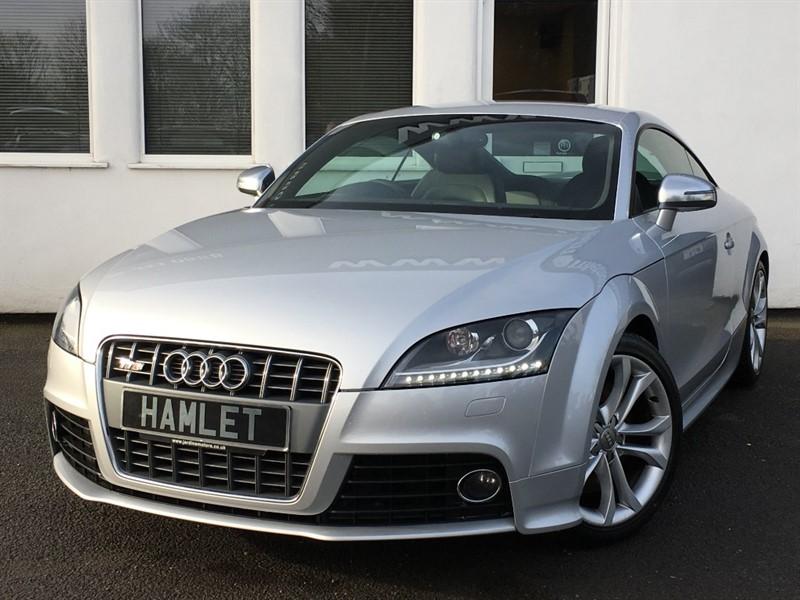 used Audi TT TTS TFSI QUATTRO**1 Owner+Full Dealer History** in WIRRAL