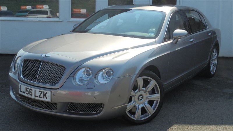 used Bentley Continental Flying Spur 5 SEAT MODEL -  ONLY 2 OWNERS WITH FULL SERVICE HISTORY in WIRRAL