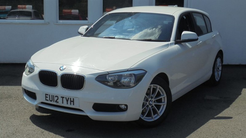 used BMW 116d SE**Full S/History+Black Leather** in WIRRAL