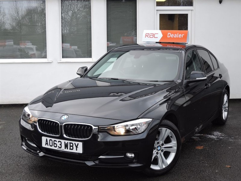 used BMW 316i SPORT *Privacy Glass+Parktronic+FSH* in WIRRAL