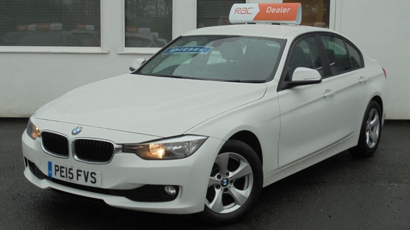 used BMW 320d EFFICIENTDYNAMICS *Sat Nav + £20 R/Tax* in WIRRAL