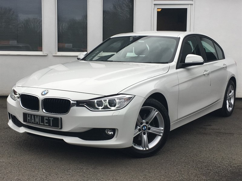 used BMW 316i SE**Full Dealer History+Rear Park Sensors** in WIRRAL
