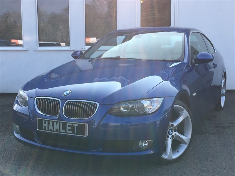 used BMW 325i SE**Leather Heated Seats+Park Sensors+Auto Lights & Wipers** in WIRRAL