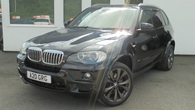 used BMW X5 D M SPORT**Pan Roof + 7 Seats** in WIRRAL