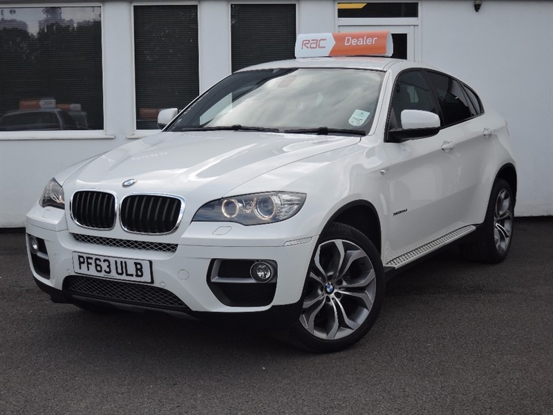 used BMW X6 XDRIVE30D in WIRRAL