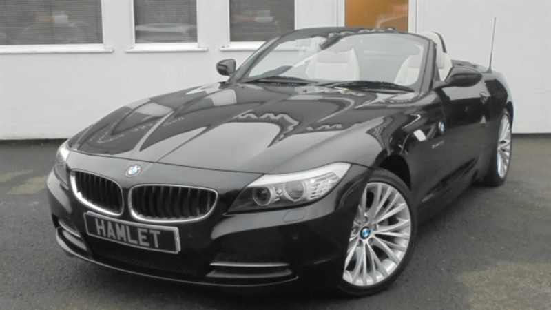 used BMW Z4 SDRIVE30I ROADSTER**Leather+Heated Seats+Full History** in WIRRAL