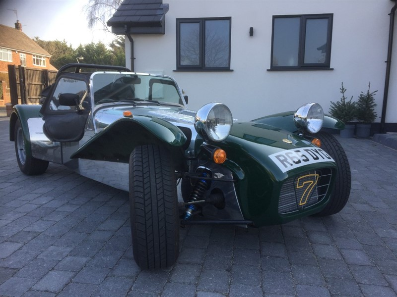 used Caterham Super Seven Super Seven SE - Ford Crossflow - Best Engine in WIRRAL