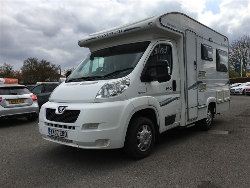 used Compass Avantgarde Rambler 120 in WIRRAL