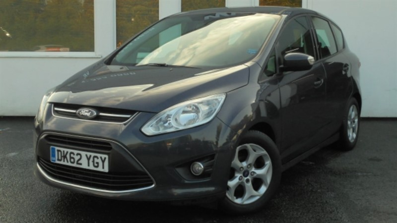 used Ford C-Max ZETEC TDCI**�30 Road Tax** in WIRRAL