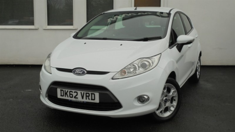 used Ford Fiesta ZETEC TDCI***�20.00 RFL+Alloys+Air Con*** in WIRRAL