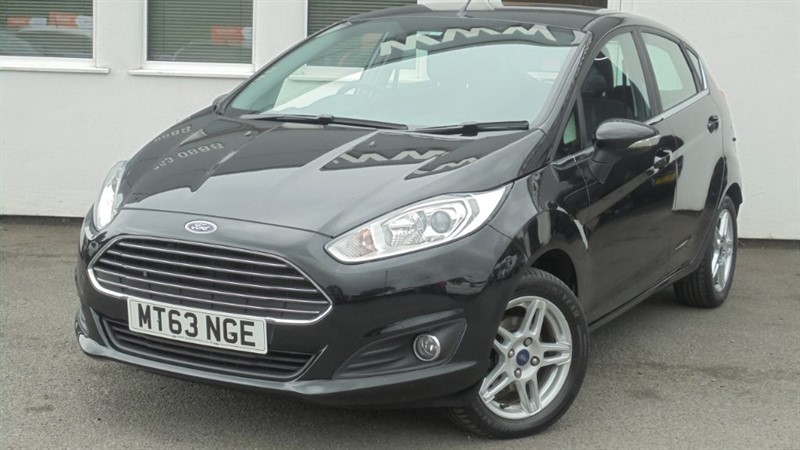 used Ford Fiesta ZETEC**1 owner + 0 Road tax** in WIRRAL