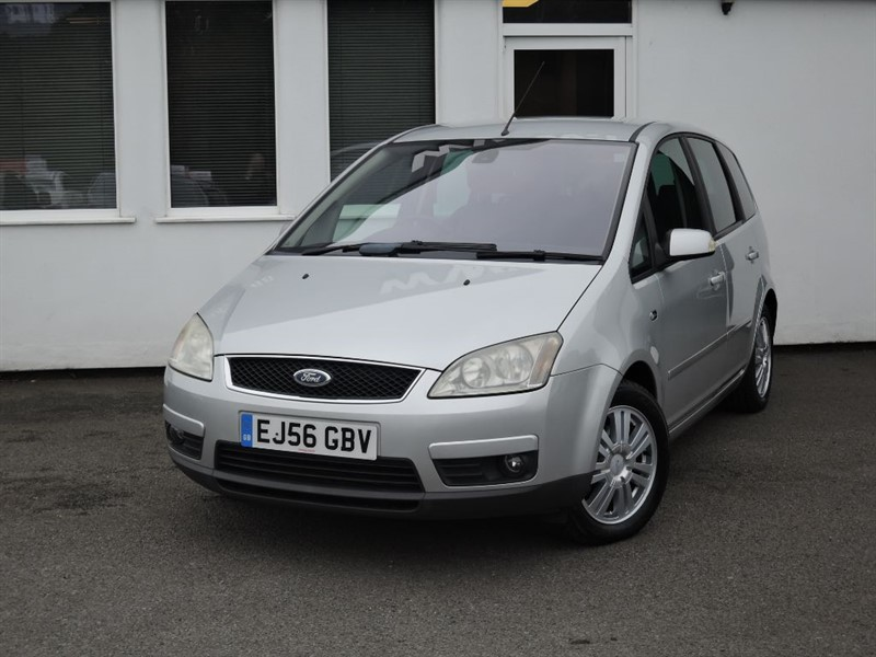 used Ford Focus C-Max GHIA**DIESEL / AUTO** in WIRRAL
