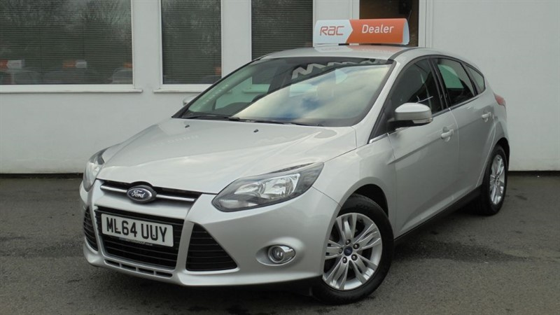 used Ford Focus TITANIUM NAVIGATOR TDCI in WIRRAL