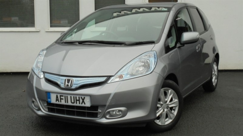used Honda Jazz IMA HS Hybrid**Privacy+Alloys+Low Miles** in WIRRAL