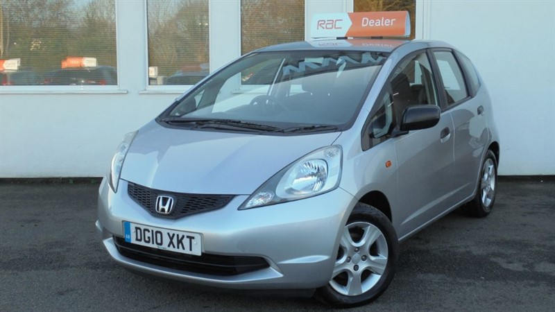used Honda Jazz I-VTEC SE in WIRRAL