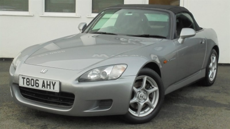 used Honda S2000 **Only 3 owners with lots of history+ Electric Roof** in WIRRAL