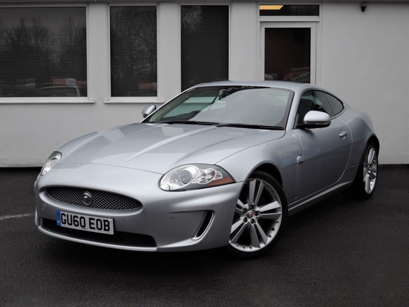 used Jaguar XK XK PORTFOLIO in WIRRAL