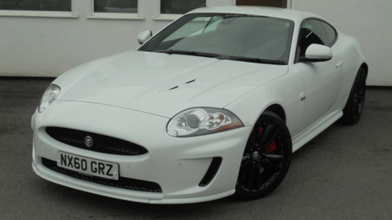 used Jaguar XKR **SUPERCHARGED 510BHP** in WIRRAL
