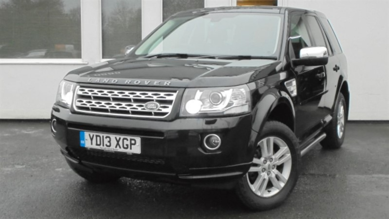 used Land Rover Freelander TD4 XS**Sat Nav+Leather+Privacy Glass** in WIRRAL