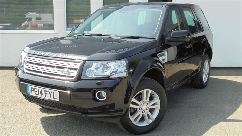 used Land Rover Freelander TD4 XS**Sat Nav+Leather** in WIRRAL