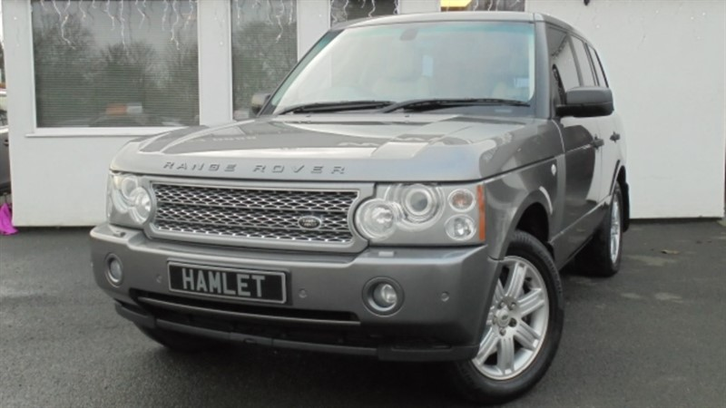 used Land Rover Range Rover TDV8 VOGUE in WIRRAL