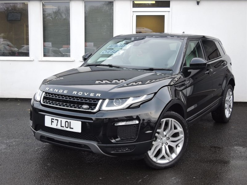 used Land Rover Range Rover Evoque TD4 SE TECH *180BHP Ingenium Engine* 5 Year Maintenance Plan*  in WIRRAL