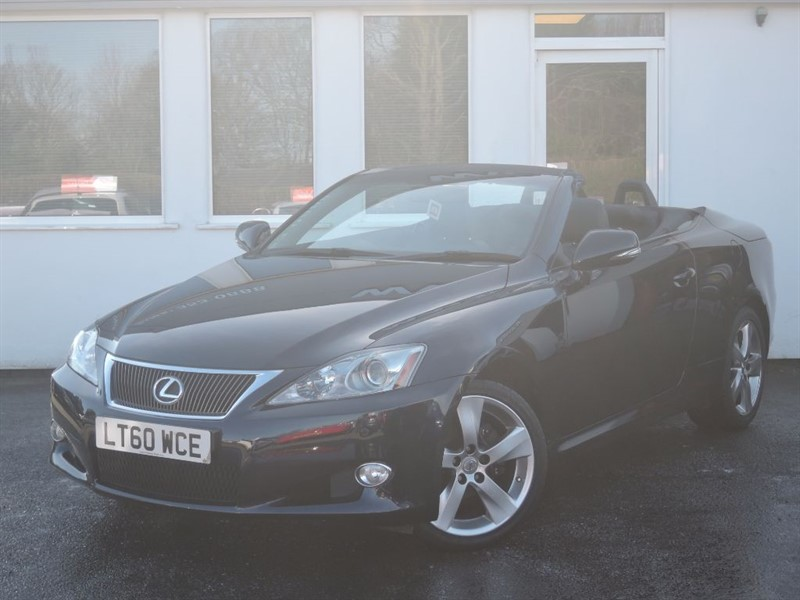 Lexus IS 250C for sale