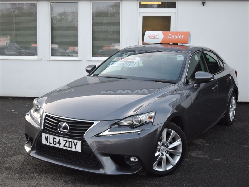 used Lexus IS 300h EXECUTIVE EDITION in WIRRAL