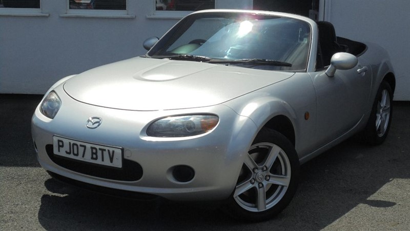 used Mazda MX-5 I in WIRRAL
