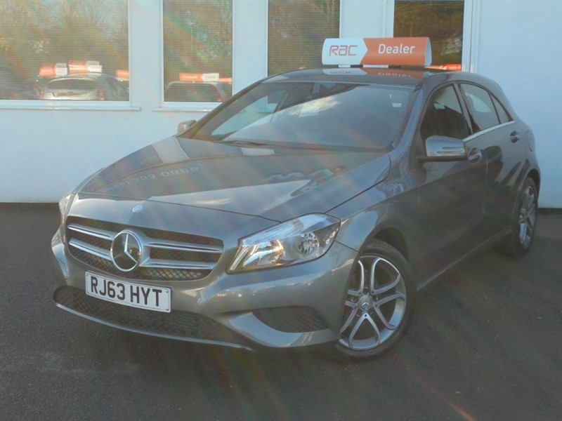 used Mercedes A180 CDI BLUEEFFICIENCY SPORT *NAV*BLUETOOTH*FULL MB HISTORY* in WIRRAL