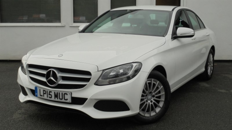 used Mercedes C220 BLUETEC SE EXECUTIVE in WIRRAL