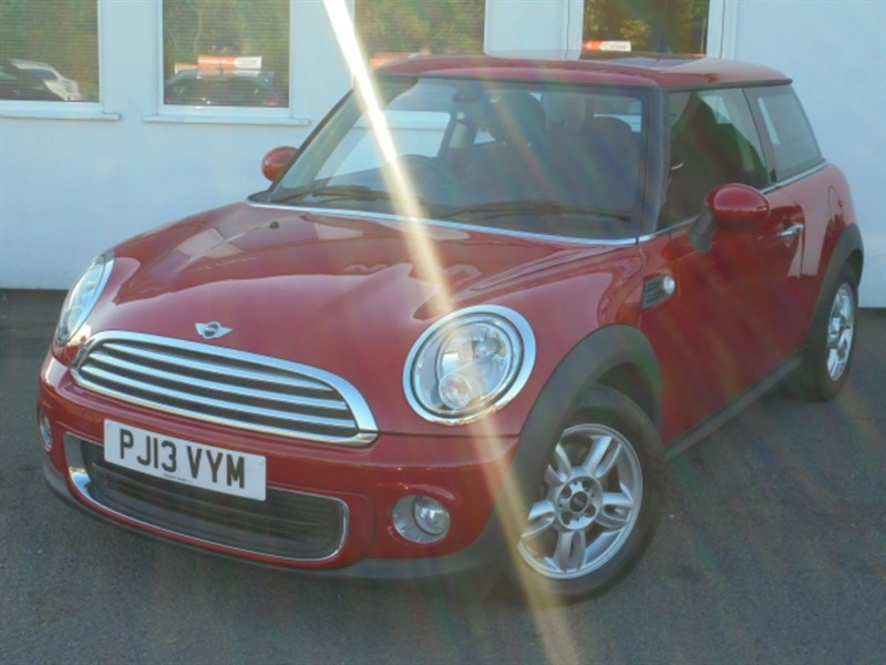 used MINI One ONE**Air-Con + Alloys** in WIRRAL