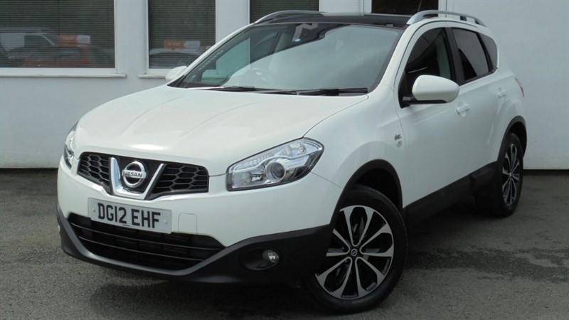 used Nissan Qashqai N-TEC DCI**Sat Nav+Pan Roof+Full History** in WIRRAL