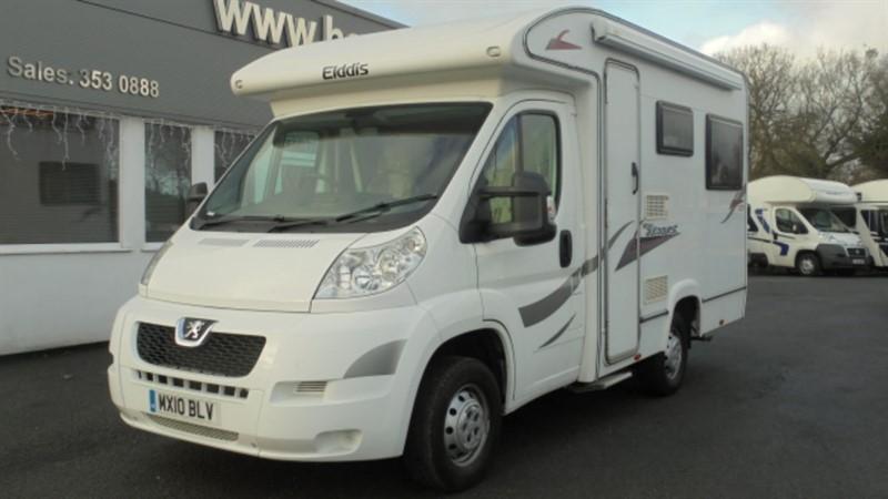 used Peugeot  Elddis Autoquest 2.2 120 Motorhome in WIRRAL