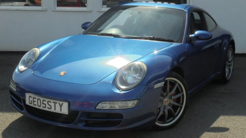 used Porsche 911 CARRERA 2 TIPTRONIC S**Sunroof + Nav + Full History** in WIRRAL