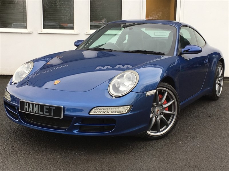 used Porsche 911 CARRERA 2S TIPTRONIC S  *SUNROOF+SAT NAV* in WIRRAL