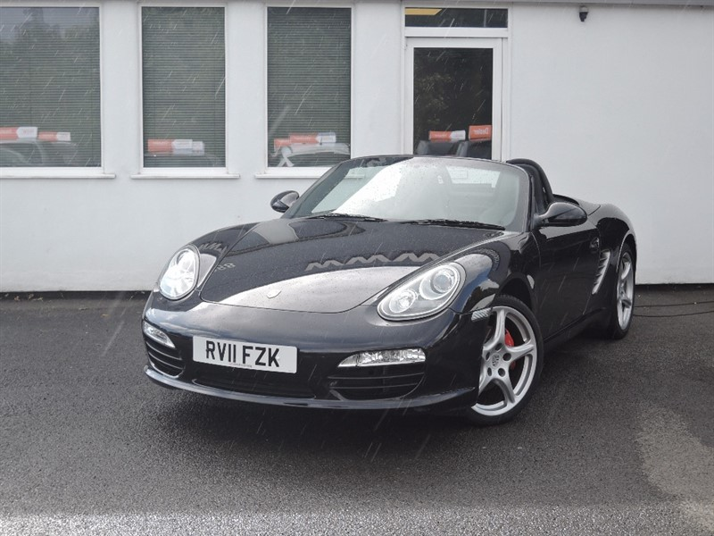 used Porsche Boxster 24V S *SAT NAV * BLUETOOTH * in WIRRAL