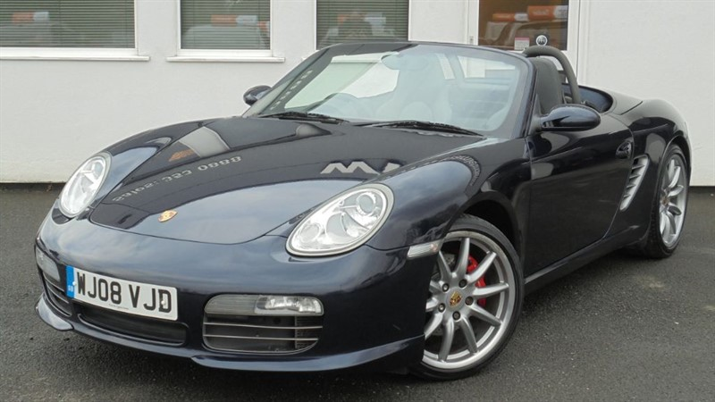 used Porsche Boxster 24V S *Sports Design Body Kit - Great Spec* in WIRRAL