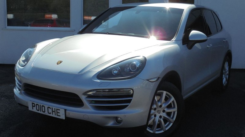 used Porsche Cayenne D V6 TIPTRONIC *De Chromed+Air Suspension+FPSH+Nav+Parktronic+Heated Seats* in WIRRAL