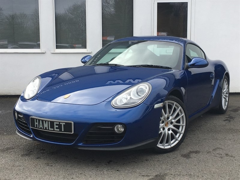 used Porsche Cayman 24V PDK**Full History+Sat Nav+BOSE+Sports Seats** in WIRRAL