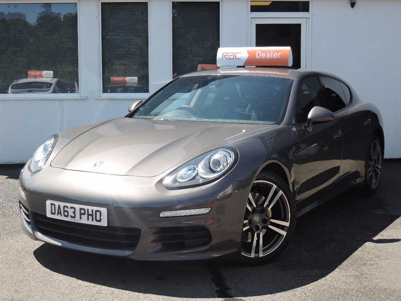 used Porsche Panamera D V6 TIPTRONIC in WIRRAL