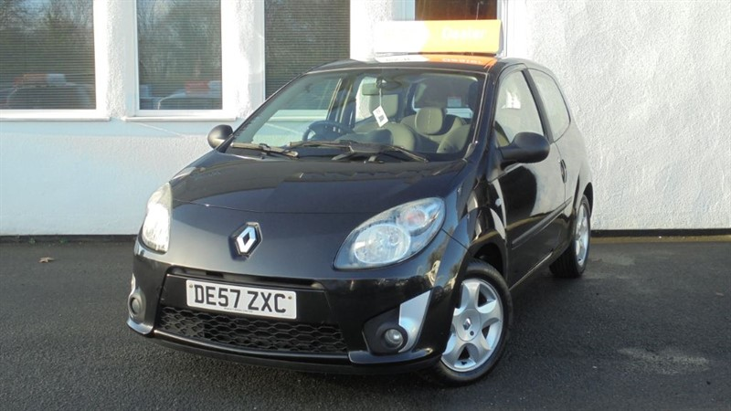 used Renault Twingo DYNAMIQUE 16V *LOW INSURANCE GROUP* in WIRRAL